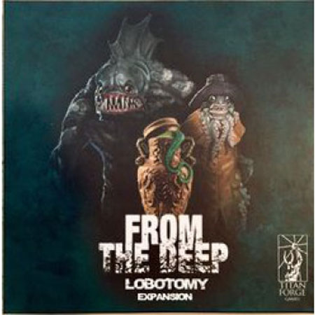 Lobotomy - From The Deep Erweiterung (engl.)