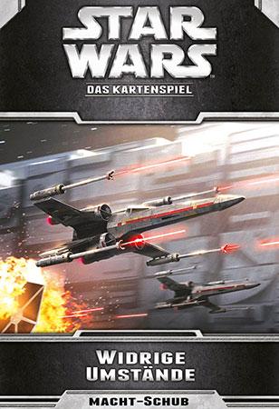 Star Wars - Das Kartenspiel - Widrige Umstände (Allianzen-Zyklus 3)