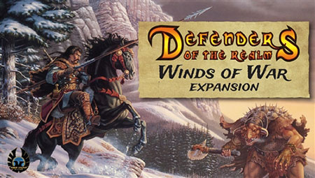 Defenders of the Realm - Winds of War Erweiterung (engl.)