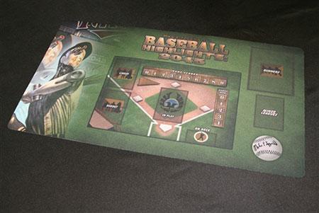 Baseball Highlights 2045 - Spielmatte Einzelspieler