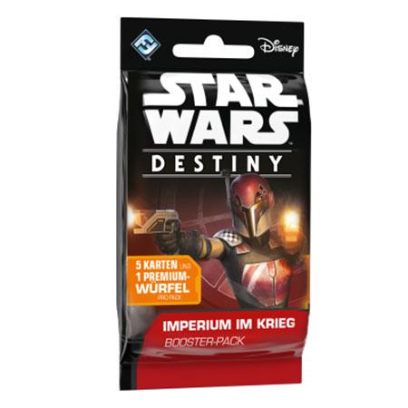Star Wars: Destiny - Imperium im Krieg Booster