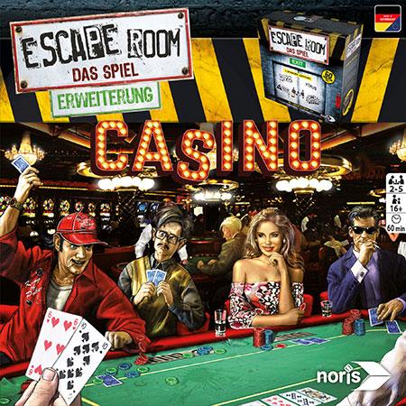 Escape Room - Casino Erweiterung