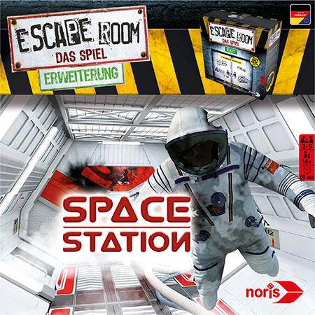 Escape Room - Space Station Erweiterung