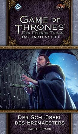 Der Eiserne Thron - Das Kartenspiel 2. Edition - Der Schlüssel des Erzmaesters (Krähenschwarm 1)