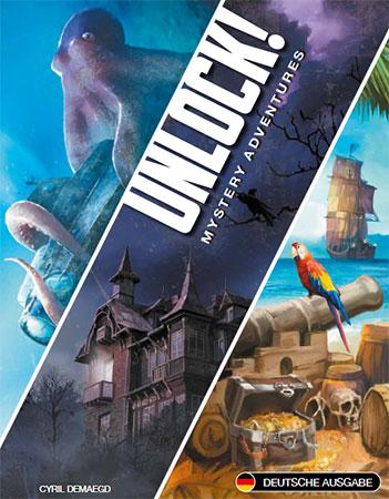 Unlock! - Mystery Adventures (Box 2)