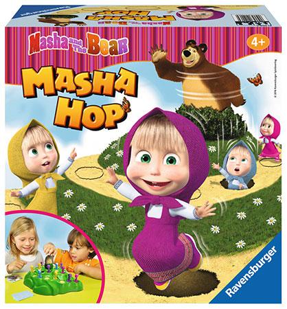 Mascha und der Bär - Mascha Hop