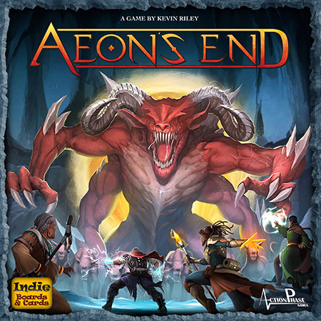 Aeon´s End - 2nd Edition (engl.)
