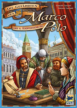 Marco Polo - Die Gefährten Erweiterung