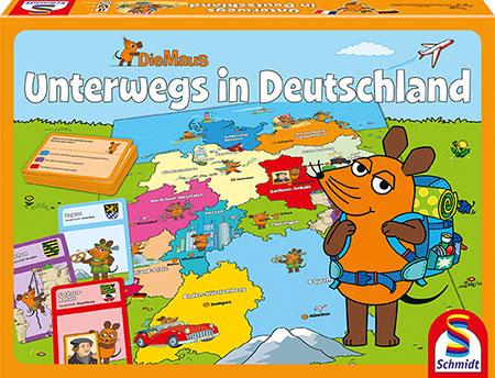 Die Maus - Unterwegs in Deutschland