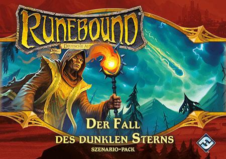 Runebound - Der Fall des Dunklen Sterns Szenario-Pack