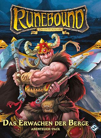 Runebound - Das Erwachen der Berge Abenteuer-Pack