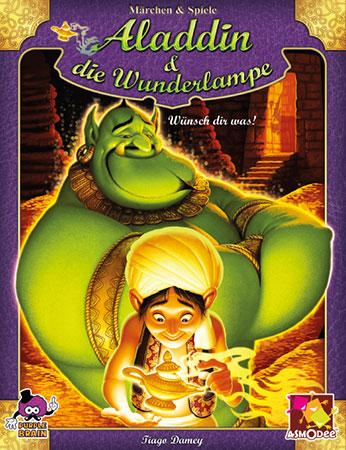 Aladin & die Wunderlampe