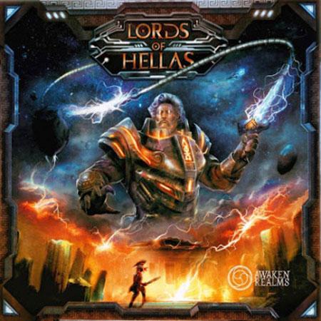 Lords of Hellas (engl.)
