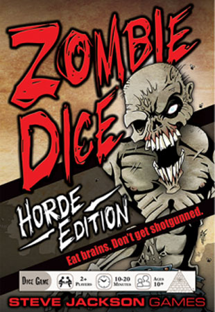 Zombie Dice - Horde Edition (engl.)