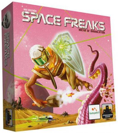 Space Freaks (engl.)