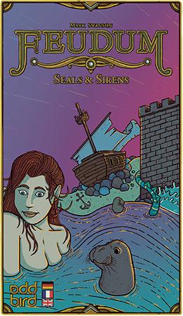 Feudum - Seals & Sirens Erweiterung