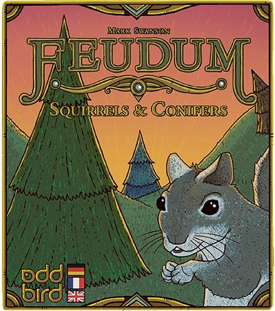 Feudum - Squirrels & Conifers Erweiterung
