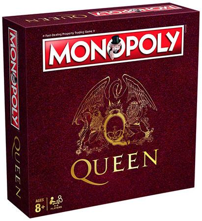 Monopoly - Queen (engl.)
