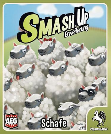 Smash Up - Schafe Erweiterung