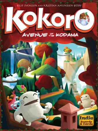 Kokoro - Avenue of the Kodama (engl.)