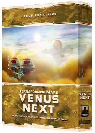 Terraforming Mars - Venus Next Erweiterung (engl.)