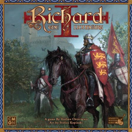 Richard the Lionheart (engl.)