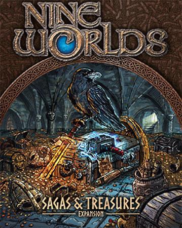Nine Worlds - Sagas and Treasures Erweiterung