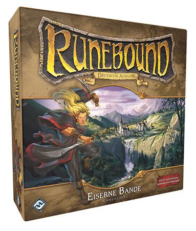 Runebound - Eiserne Bande Erweiterung