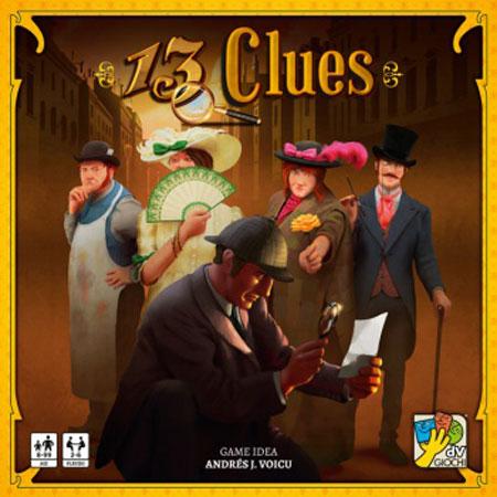 13 Clues (engl.)