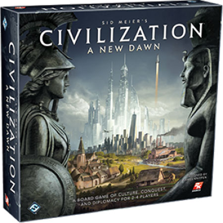 Civilization - A New Dawn (engl.)