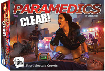 Paramedics - Clear! (engl.)