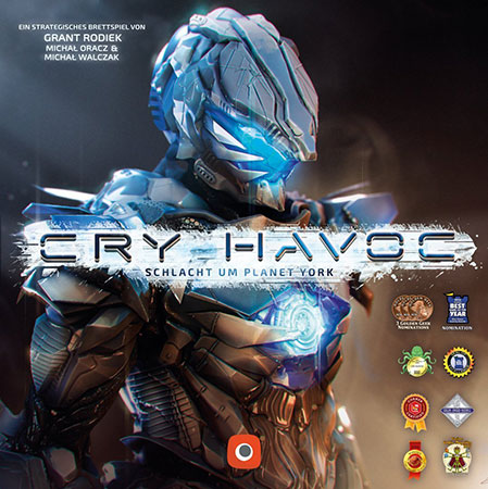 Cry Havoc (dt.)
