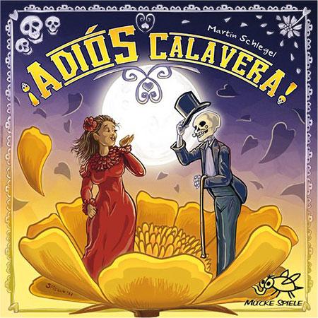Adios Calavera inkl. der 3 Personen Erweiterung
