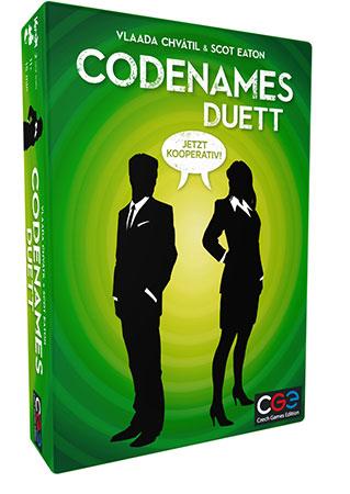 Codenames - Duett