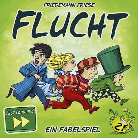 Fast Forward - Flucht