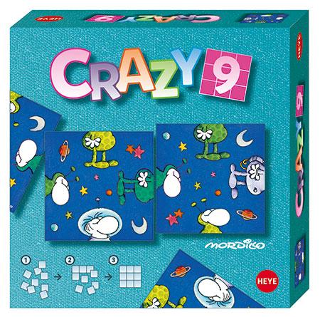 Crazy 9 - Mordillo In Space