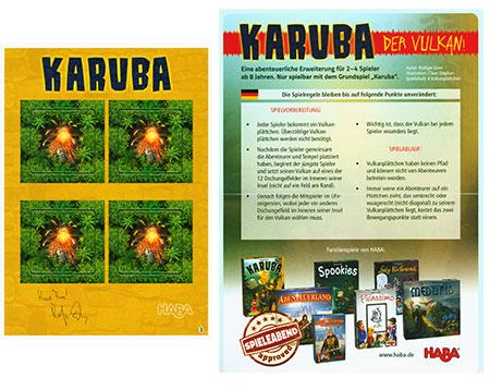 Karuba - Vulkan Erweiterung