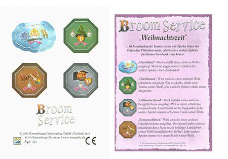 Broom Service - Weihnachtszeit Erweiterung