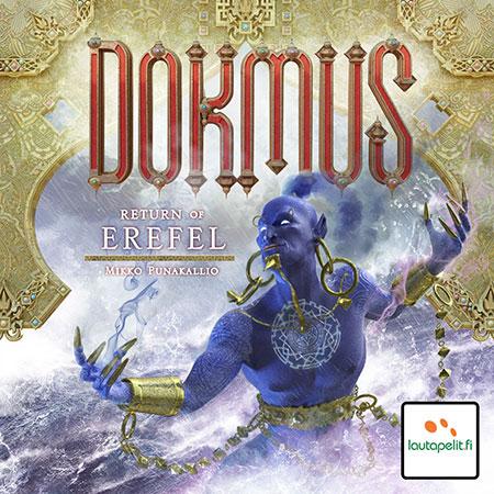 Dokmus - Return of Erefel Erweiterung