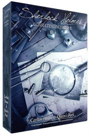 Carlton House & Queens Park - Sherlock Holmes Consulting Detective (engl.)