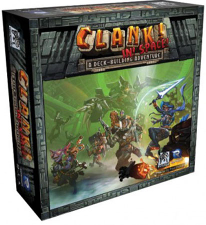 Clank! In! Space! (engl.)