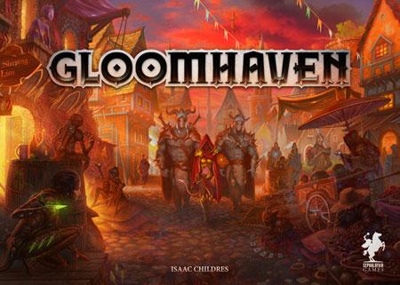Gloomhaven 2nd Edition (engl.)