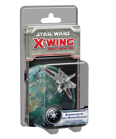 Star Wars X-Wing: Sternflügler der Alpha-Klasse Erweiterung-Pack