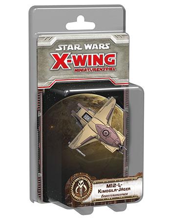 Star Wars: X-Wing - M12-L-Kimogila-Jäger Erweiterung-Pack