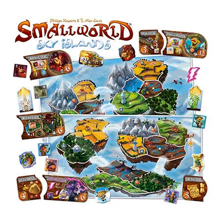 Small World - Sky Island Erweiterung