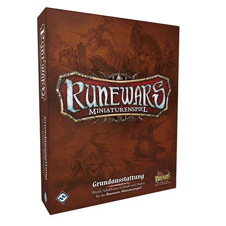 Runewars - Miniaturenspiel - Grundausstattung Erweiterung