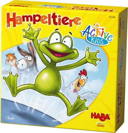 Hampeltiere - Active Kids