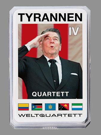 Tyrannen IV Quartett