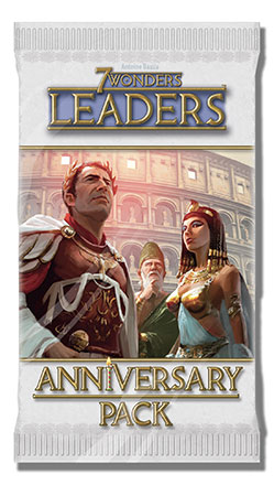 7 Wonders - Leaders - Jubiläums Pack