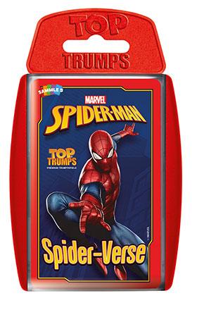 TOP TRUMPS - Spiderman